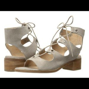 Seychelles Love Affair Gladiator Block Sandals 6